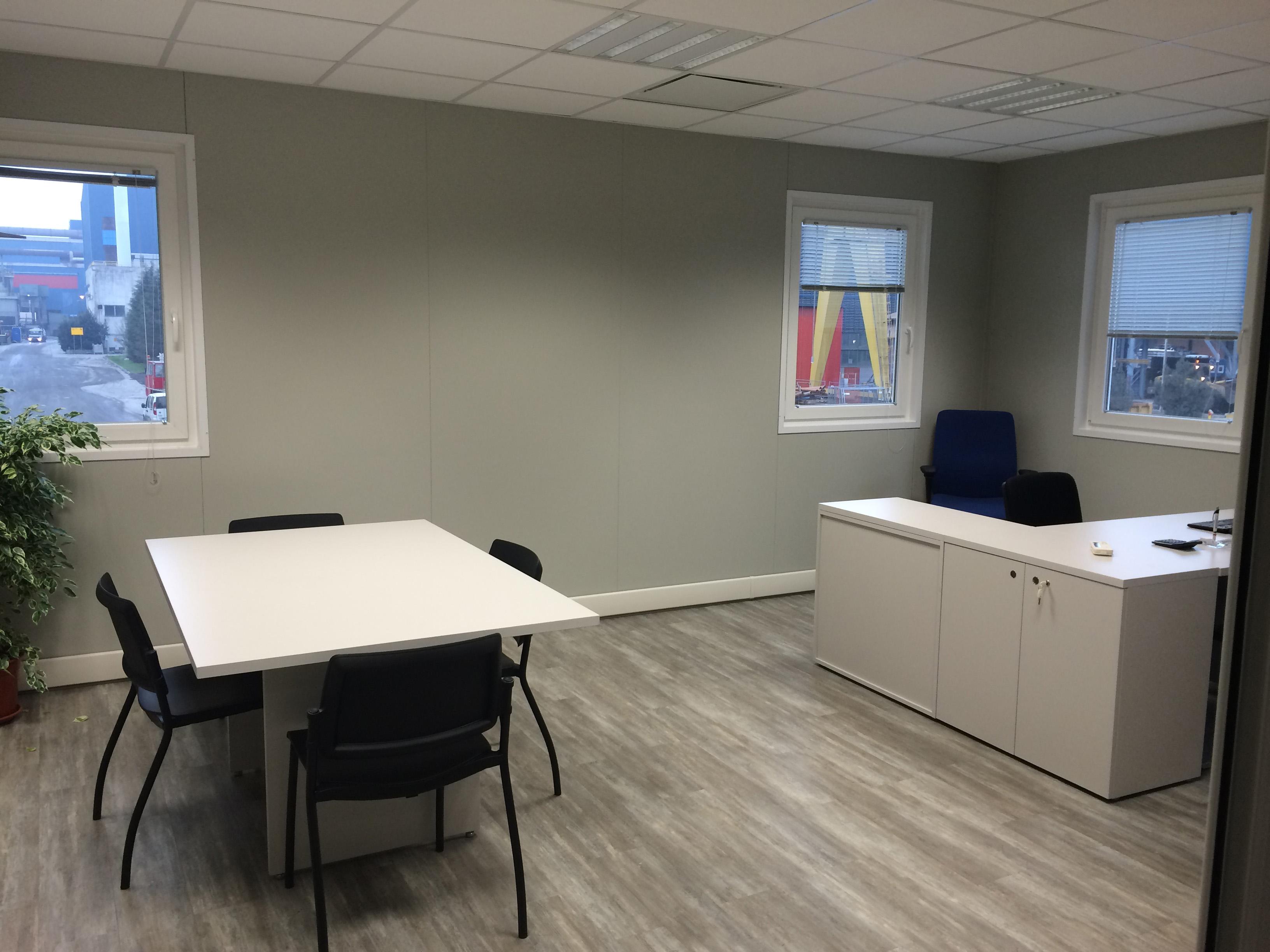 Uffici prefabbricati, monoblocchi e moduli per uffici ...